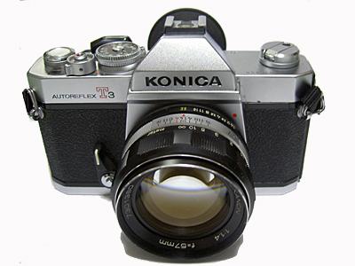 KONICA AUTOREFLEX newT3