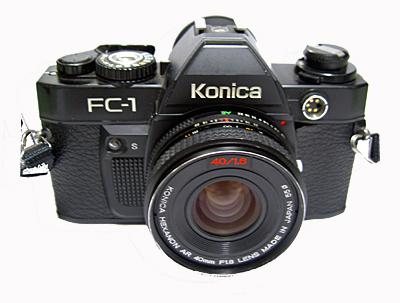 KONICA FC-1