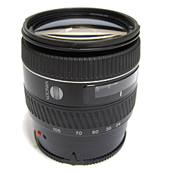 MINOLTA AF ZOOM 24-105mm f3.5-4.5(D)