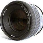 MINOLTA AF 50mm f1.4