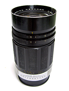 HEXANON ARP(プリセット) 135mm f3.5