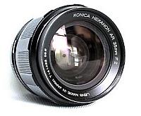 HEXANON AR 35mm f2