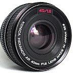 HEXANON AR 40mm f1.8