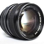 HEXANON AR 50mm f1.4