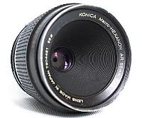 Macro-HEXANON AR 55mm f3.5