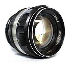 HEXANON AR 57mm f1.4
