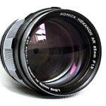 HEXANON AR 85mm f1.8