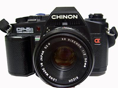 CHINON CP-5s
