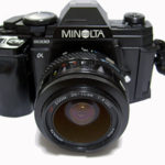 MINOLTA α9000