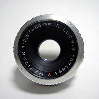 E.LUDWIG V MERITAR 50mm f2.9