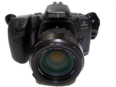 MINOLTA α303i SUPER