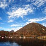 榛名山の秋