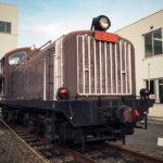 関東鉄道 DD502