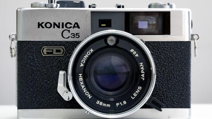 KONICA C35FD